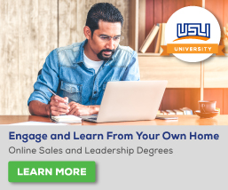 Online Sales and Leadership Degrees